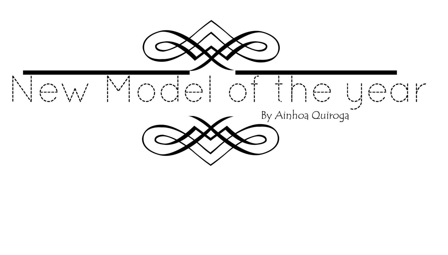 New Models of the Year by Ainhoa Quiroga