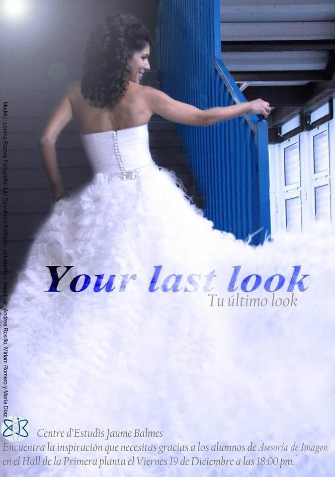 Your last look
