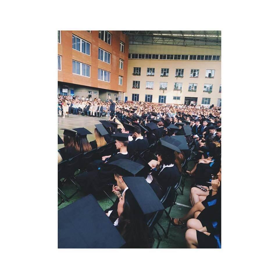 Ceremonia graduación alumnos Balmes Image
