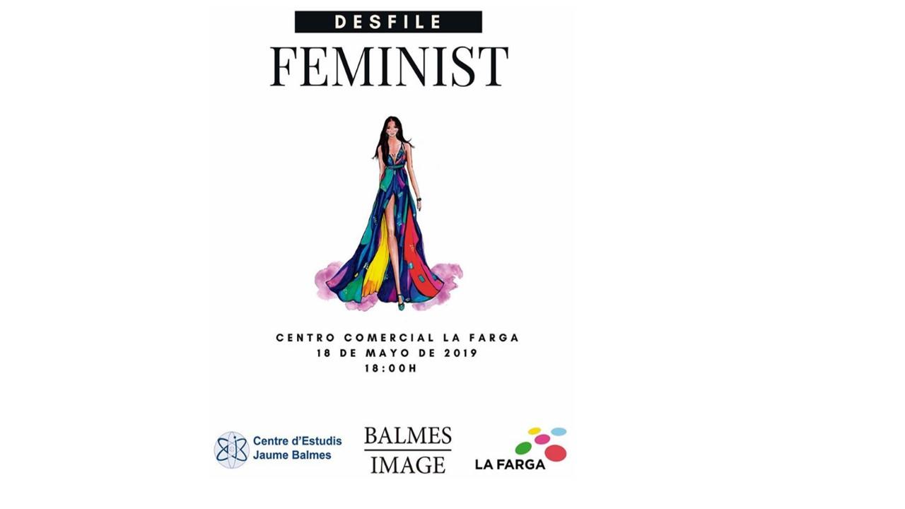 Desfile Feminist Balmes Image 2019